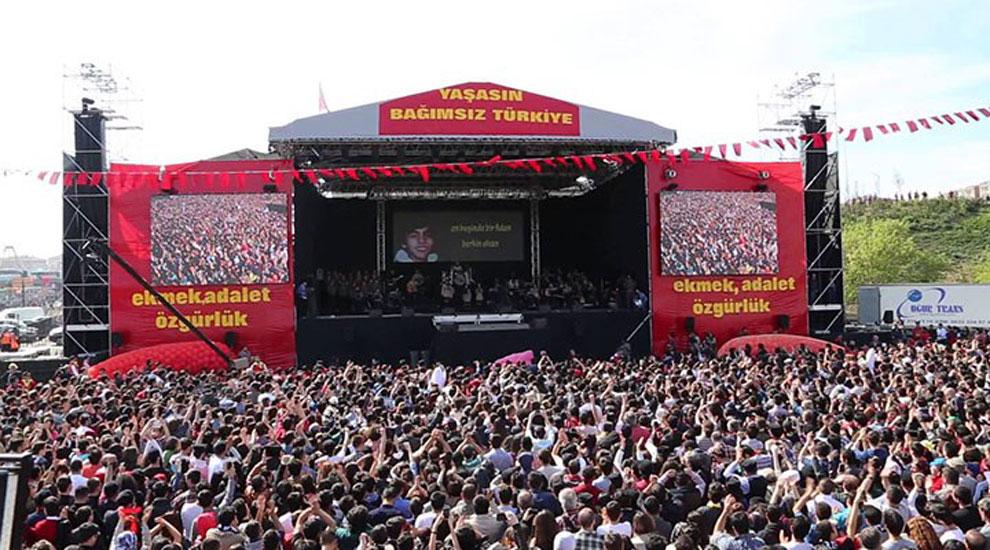 İstanbul Valiliği, Grup Yorum konserine izin vermedi!