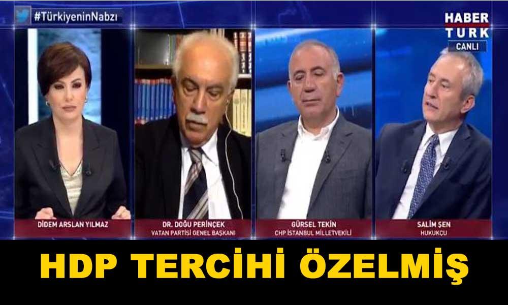 Didem Arslan Yılmaz yapmadıkları gazeteciliğin nedenini itiraf etti