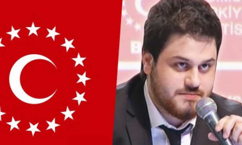BTP'nin yeni genel başkanı ilk mesajını Deniz Gezmiş'in sözleriyle verdi!