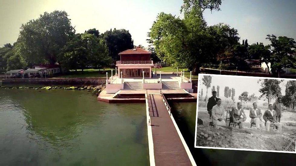 Atatürk'ün Yalova'daki mirası 'millet bahçesi' oluyor