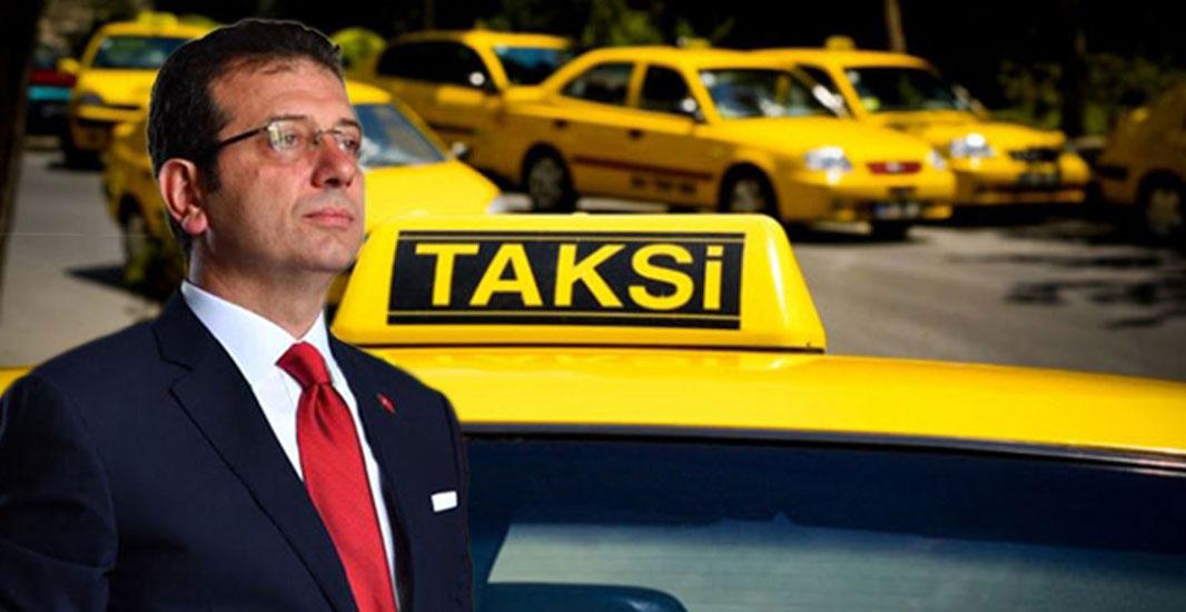 İBB'nin '5 bin yeni taksi projesi' anketi sonuçlandı