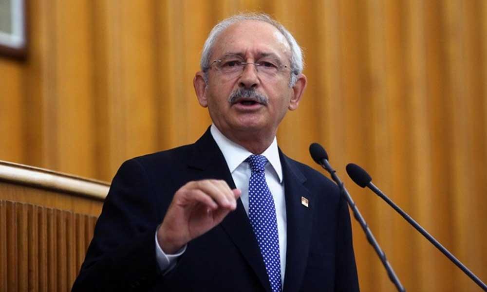 Kılıçdaroğlu: Devletin sırlarını terör örgütüne peşkeş çeken birisi aranıyorsa o da Kozmik Oda'yı açanlardır