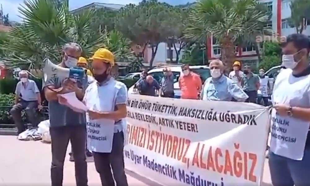 Bu kez madenciler Ankara'ya yürüyecek