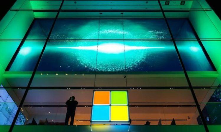 Microsoft dünyanın en değerli teknoloji firması olacak