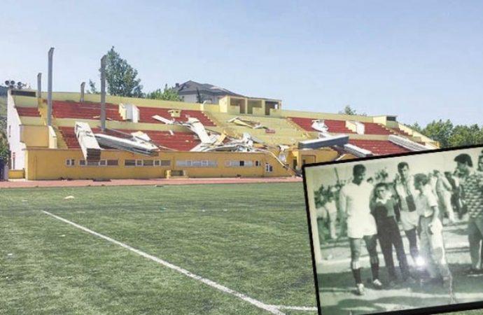 65 yıllık stad 'millet bahçesi' oluyor: 'Halka şirin gözüküp TOKİ'yi sokacaklar'