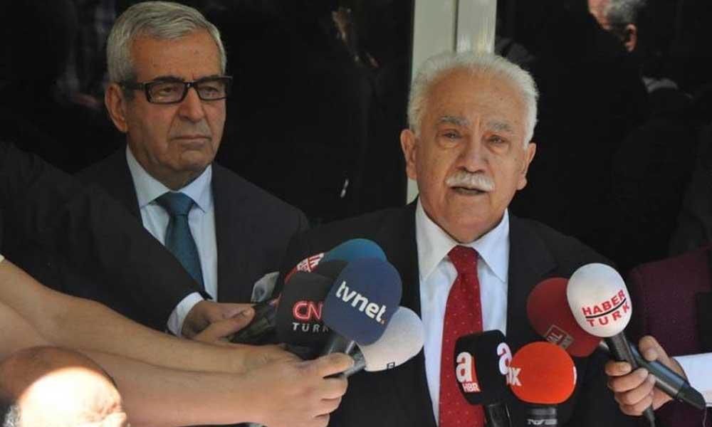 Sivas Katliamı davasında Perinçek'in dinlenmesi talep edildi