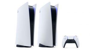 PS5 Dijital sürümü