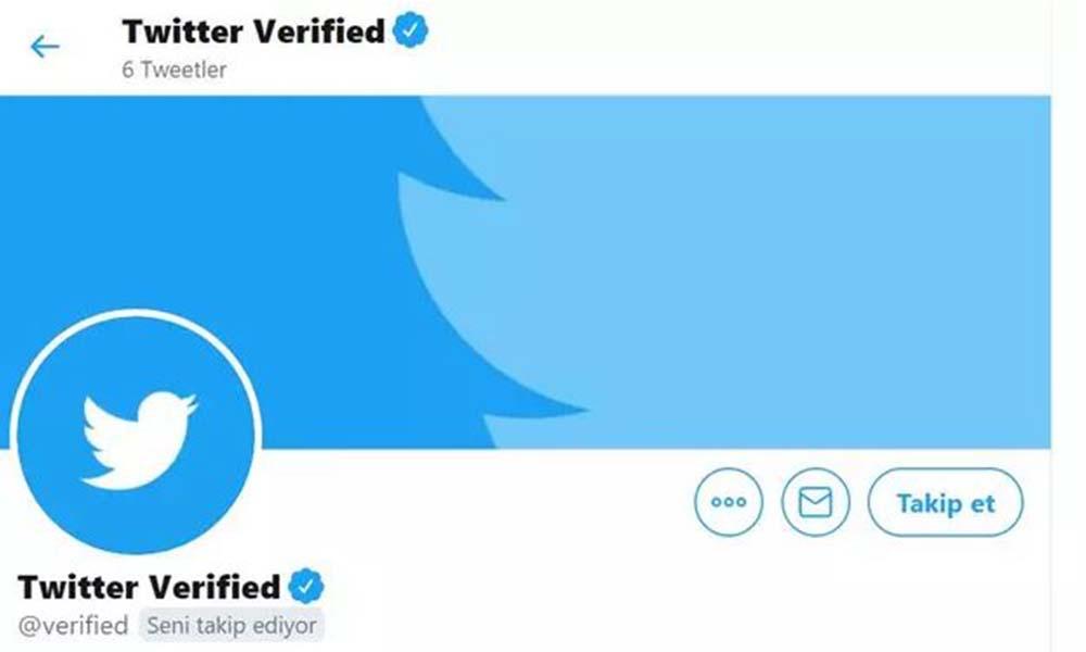 Twitter'dan 'mavi tik' kararı: Mavi tık almanın yöntemi değişiyor