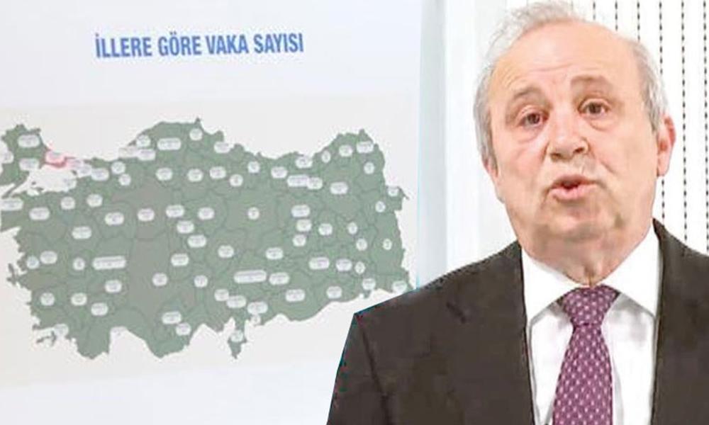 Prof. Dr. Levent Akın bir ildeki vaka artışı için uyardı: Diyarbakır'ı, İstanbul'u bırakın
