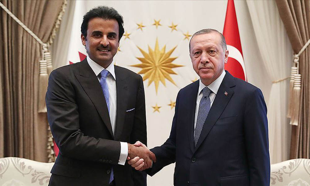 AKP iktidarının bitmek bilmeyen Katar aşkı