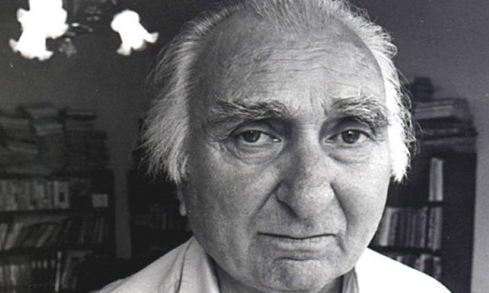 Türk Edebiyatının ustalarından yazar, şair Hasan İzzetin Dinamo'yu anıyoruz