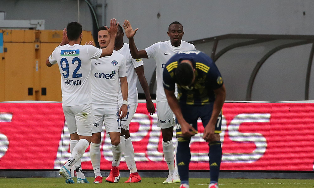 Fenerbahçe kötü gidişe dur diyemedi! Kasımpaşa rahat bir nefes aldı