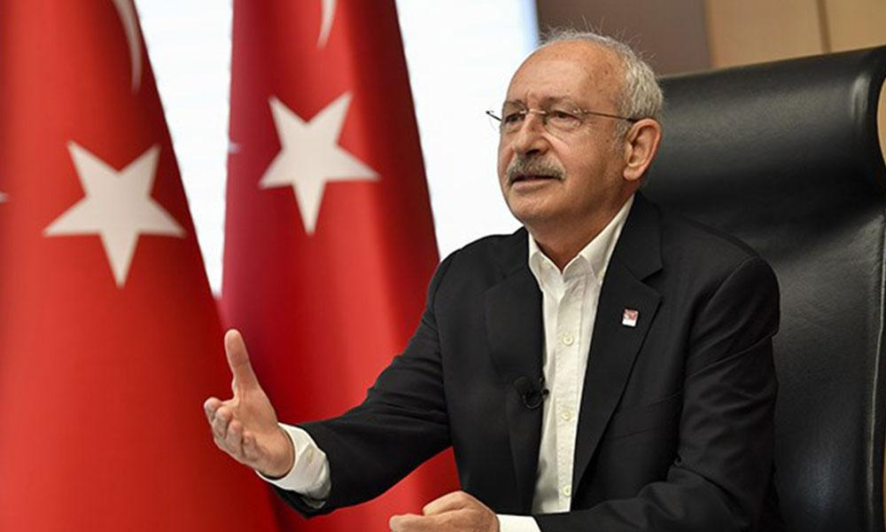 Kılıçdaroğlu'ndan baroların yürüyüşünün engellenmesine sert tepki