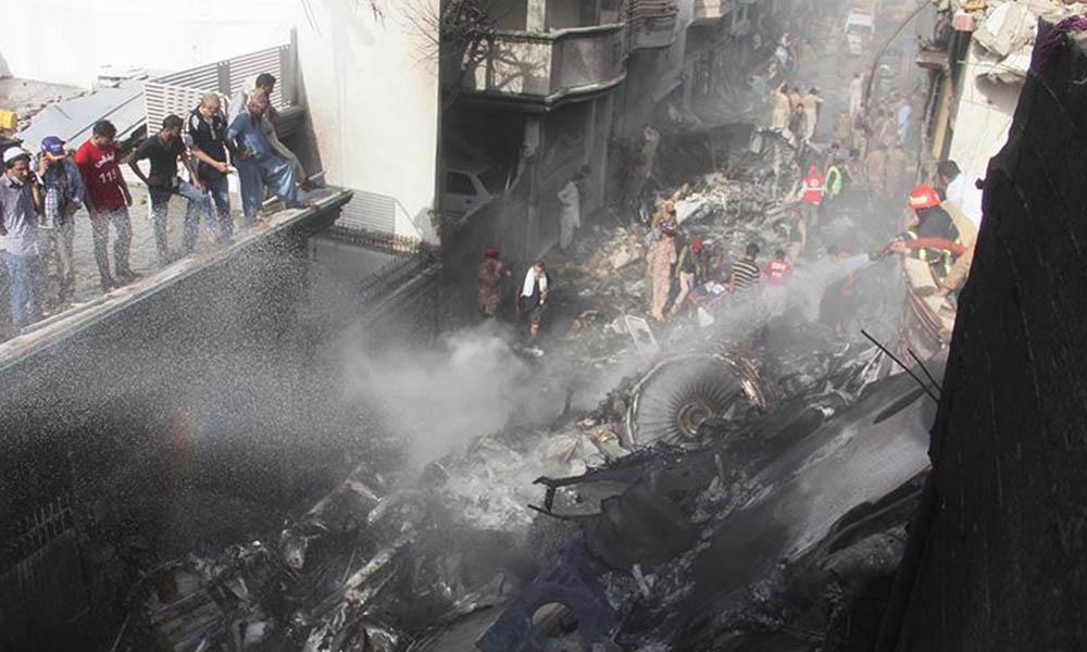 98 kişinin hayatını kaybettiği uçak kazasının nedeni 'koronavirüs' çıktı