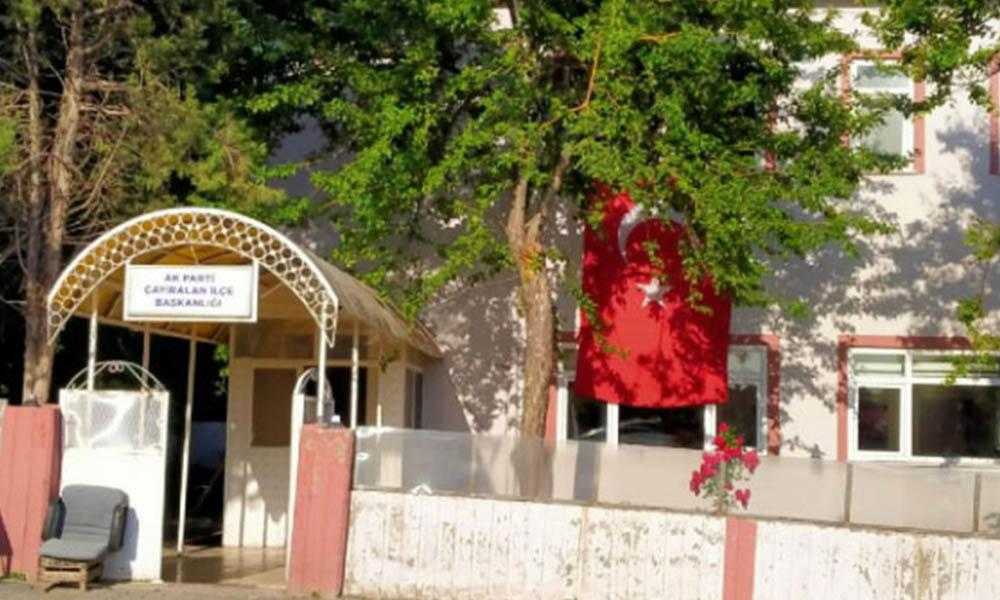AKP kamu binasına taşındı: Kimse çıkaramıyor
