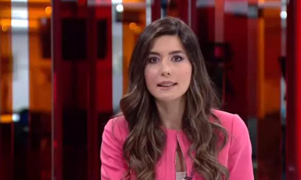 CNN Türk spikeri Gözde Atasoy Kökçü, canlı yayında görevinden ayrıldı