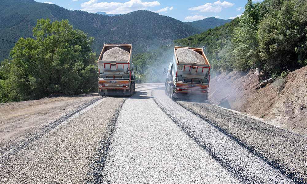 Kayrakkeşli'nin asfalt sorunu çözüldü