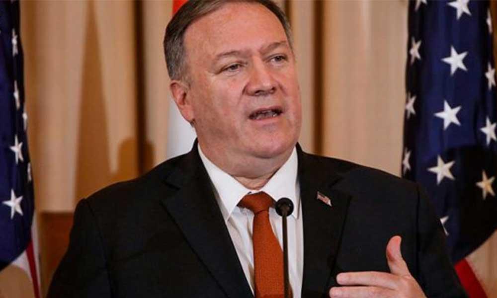 ABD Dışişleri Bakanı: Avrupa ve Asya, İran'ın hedefi olabilir