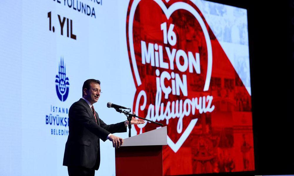 Kartal Belediyesi, 'Birlikte Başardık, 1. Yıl Değerlendirme toplantısı'na katıldı