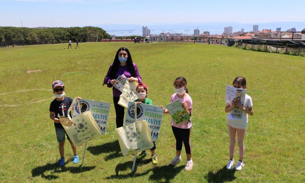 Kartal Belediyesi'nden Dünya Çevre Günü'ne özel etkinlik ve yarışma