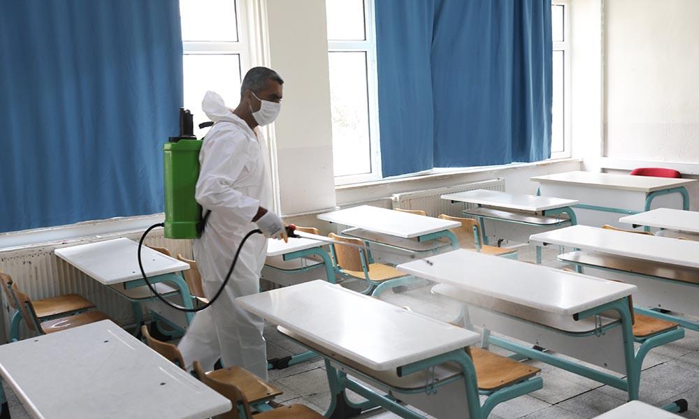 Mudanya'daki okullar LGS'ye hazır