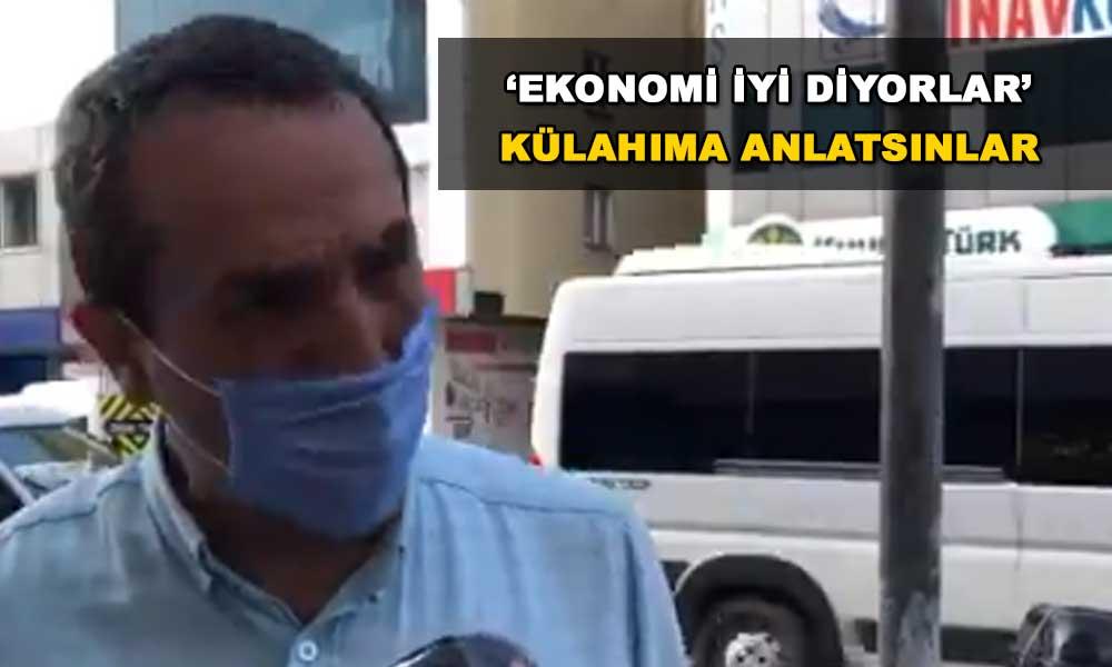 Daha önce 3 kez AKP'ye oy veren yurttaş isyan etti: Yüzümü görsünler, ceza vereceklerse versinler