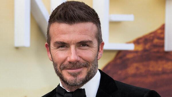 David Beckham E-Spor işiyle gündemde