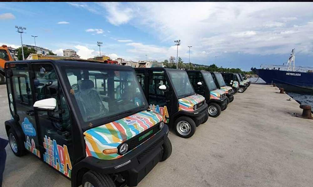 İBB'den adalardaki elektrikli araç sorununa çözüm