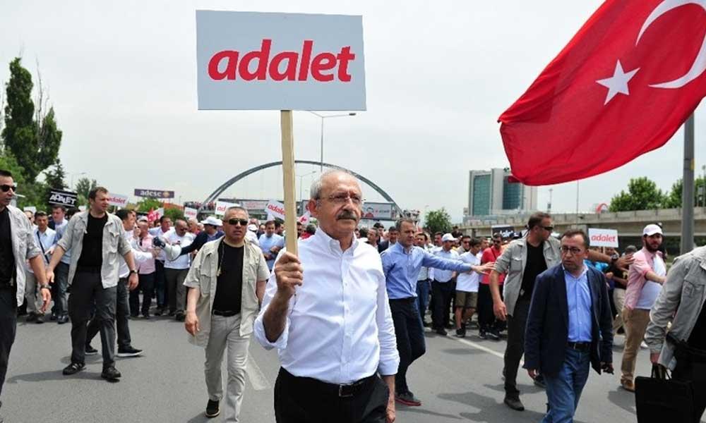 Kemal Kılıçdaroğlu'ndan 'Adalet Yürüyüşü' mesajı: İlk adımımızdır