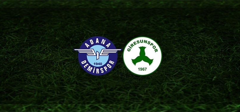Adana Demirspor – Giresunspor: 4-2