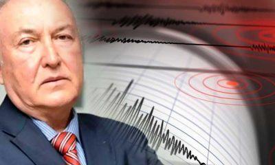 Prof. Ahmet Ercan'dan İstanbul depremi için yüreklere bir nebze su serpen açıklama