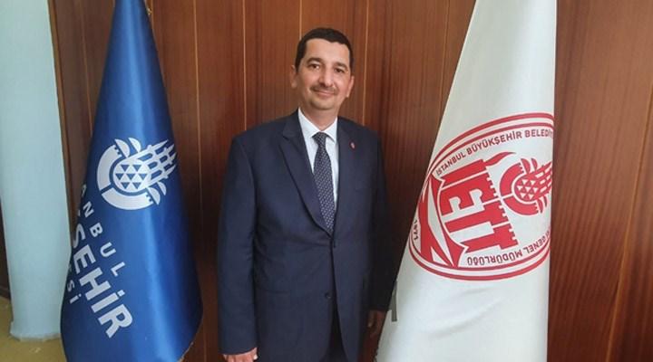 İmamoğlu İETT Genel Müdürlüğü'ne Alper Bilgili'yi atadı