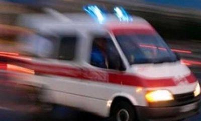 Maganda kurşunu, balkonunda oturan 5 yaşındaki çocuğu yaraladı