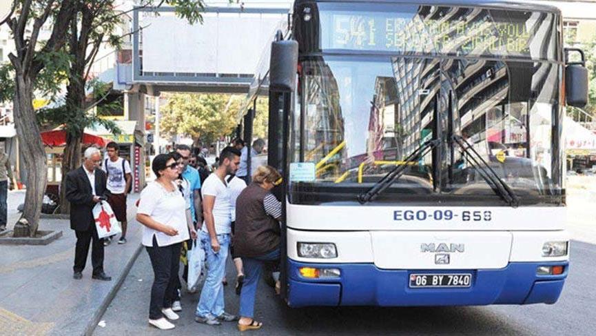 Başkentte YKS'ye girecek öğrenciler ve velilerine ulaşım ücretsiz olacak