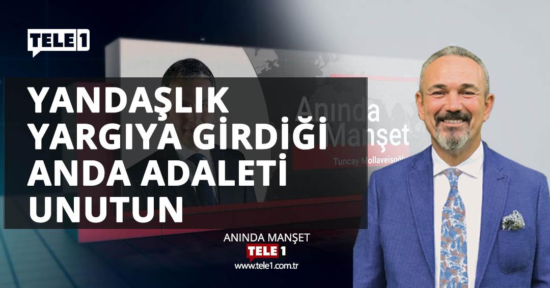 Bakan: Asıl amaç Türkiye'de kriz konuşulmasın