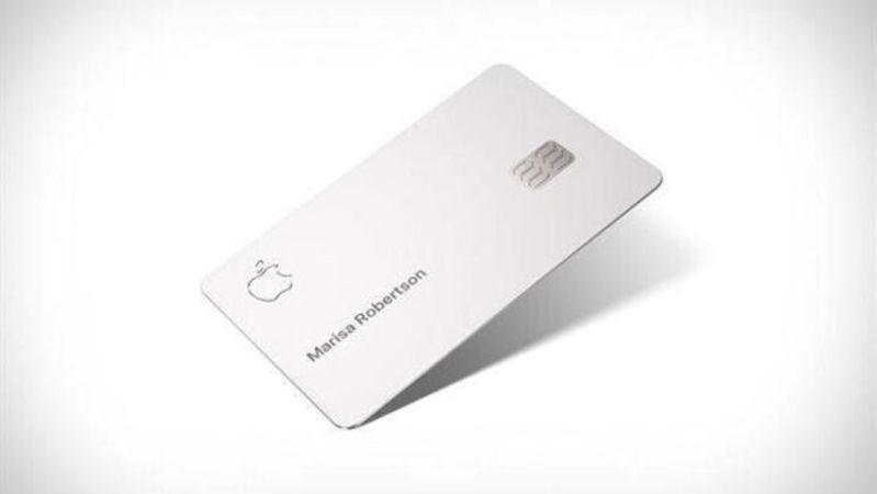 Apple Card sistemine odaklandı