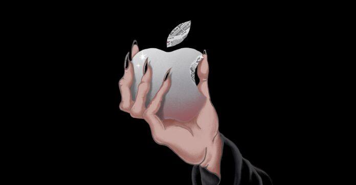 Apple kumar oyunları oynattığı iddiası ile başı dertte