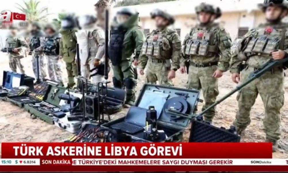Hani Barışlar bu suçtan yatıyordu? Yandaş A Haber ve Sabah Gazetesi Libya'da görev yapan Türk askerlerini ifşa etti