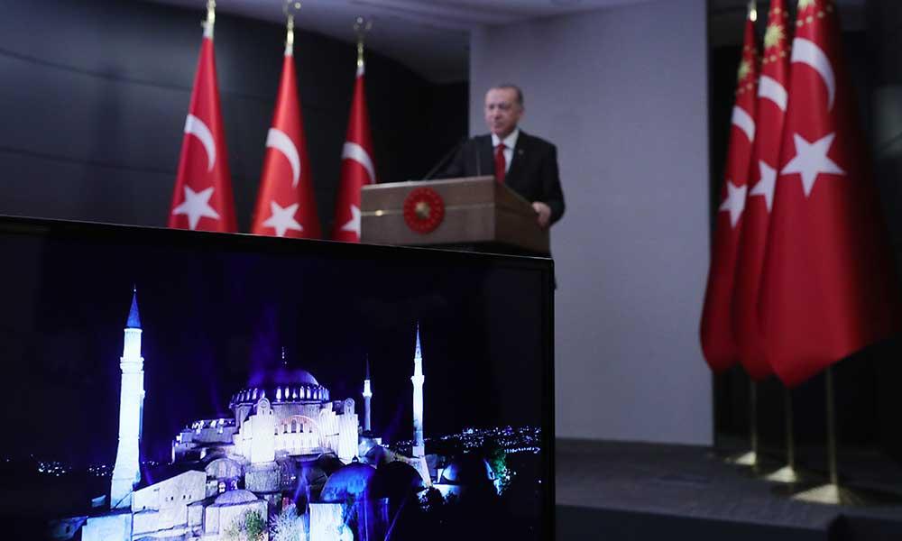 Ayasofya, AKP'nin barutunun bittiğinin ilanıdır