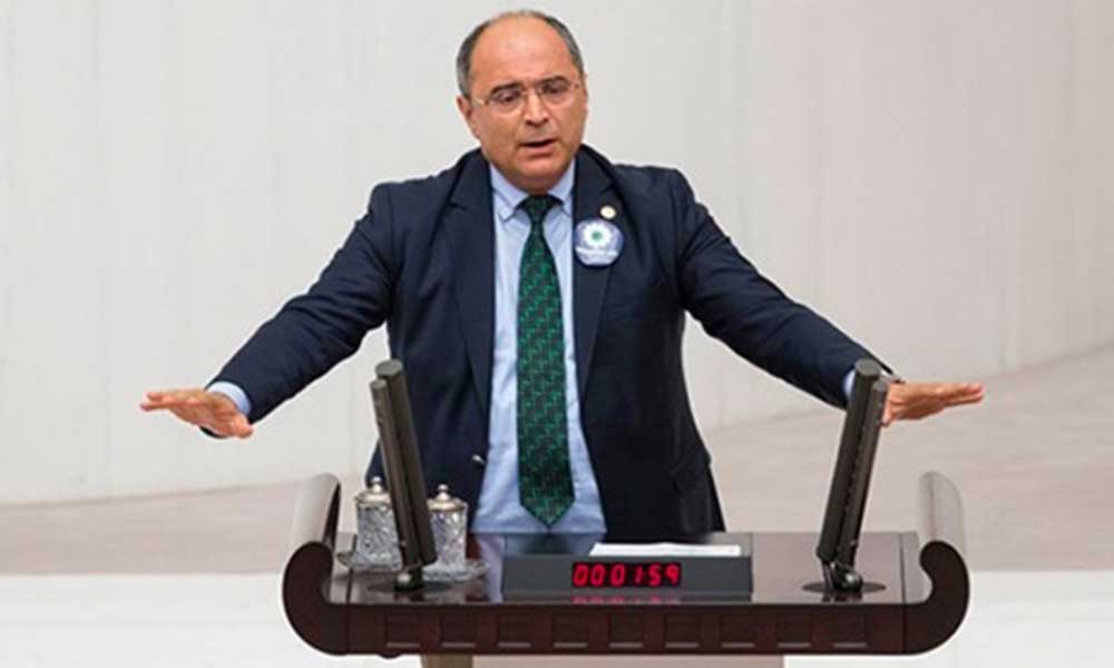 CHP'li Aydoğan Meclis'te AKP'nin 'bağımsız yargı' söylemini darmadağın etti
