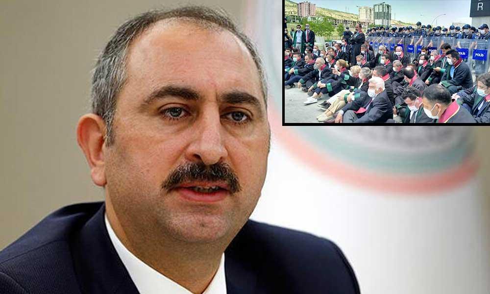 Adalet Bakanı'ndan Savunma Yürüyüşü açıklaması