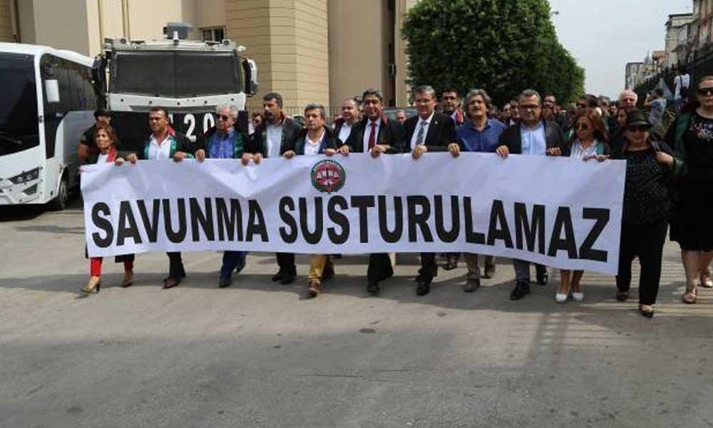 Barolar Ankara'ya yürüyecek!