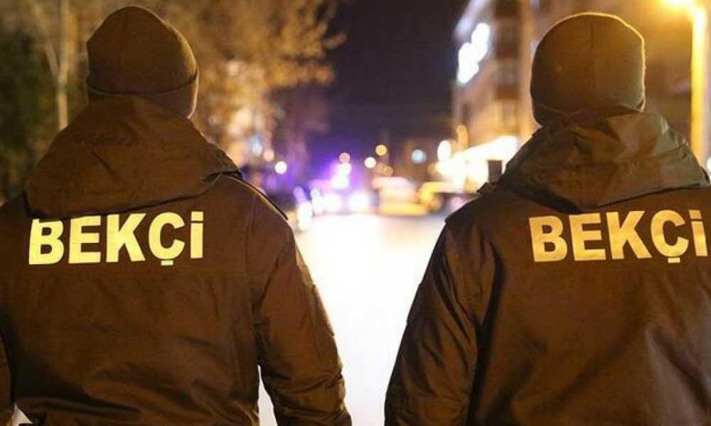 İstanbul'da iki bekçi açığa alınarak, haklarında soruşturma başlatıldı
