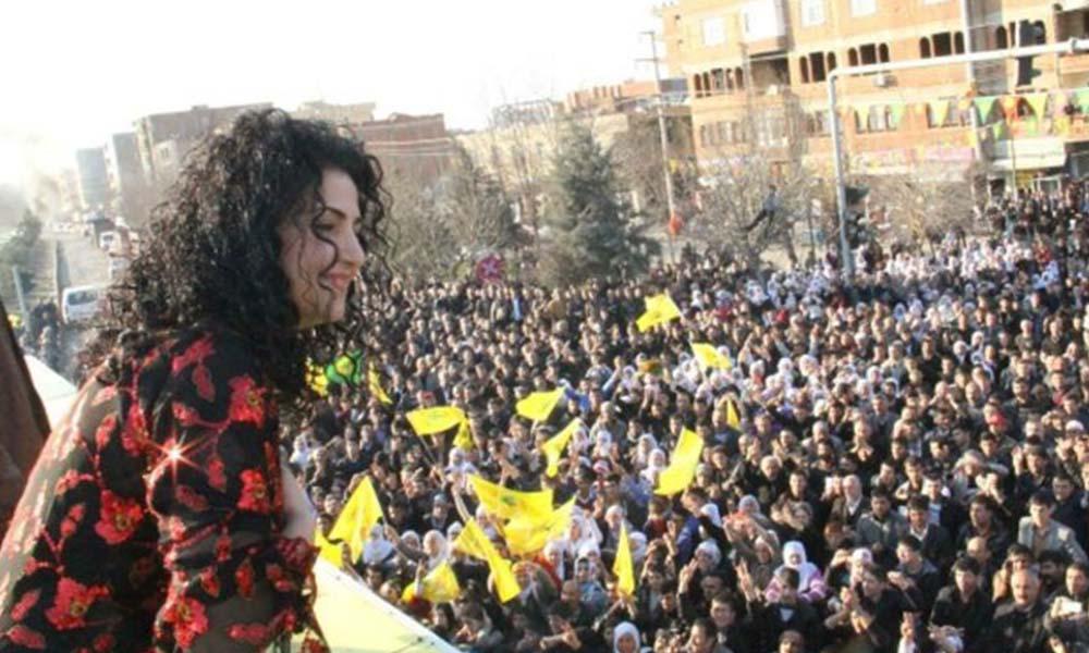 HDP'li Cemile Eminoğlu gözaltına alındı