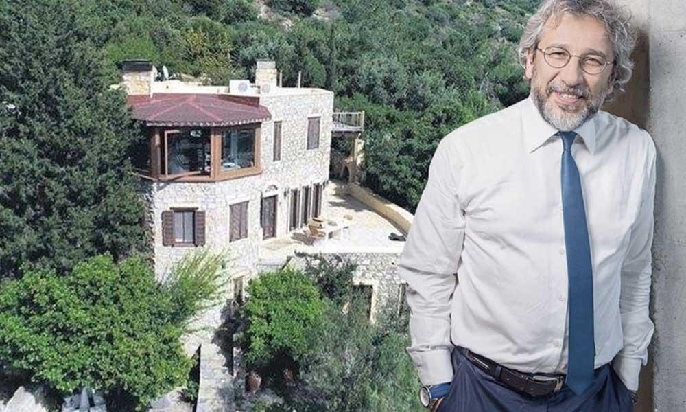 Can Dündar'ın villasında ek yerlere yıkım kararı çıktı