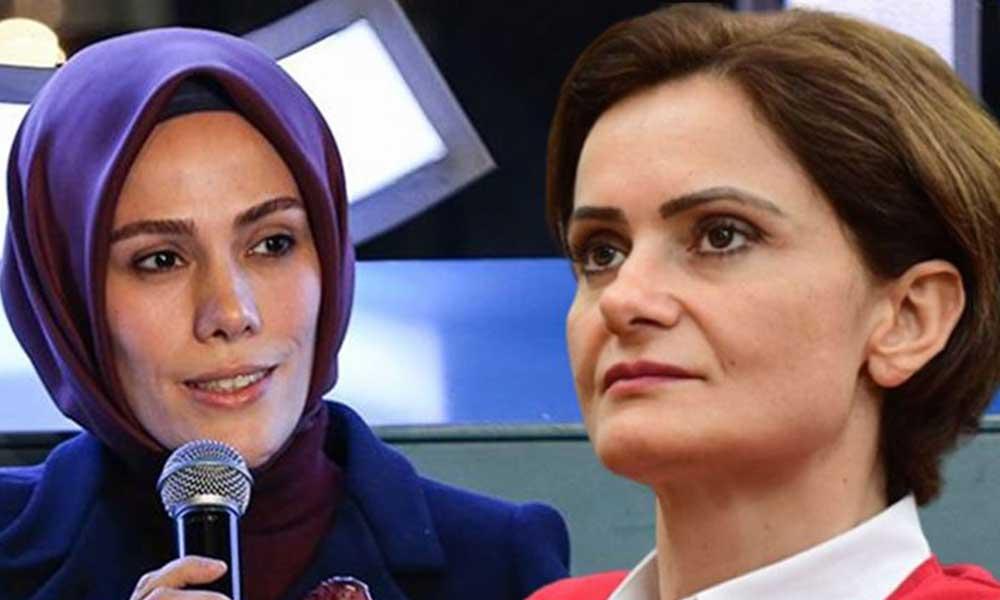 Canan Kaftancıoğlu'ndan Esra Albayrak'a yapılan saldırıya çok sert tepki