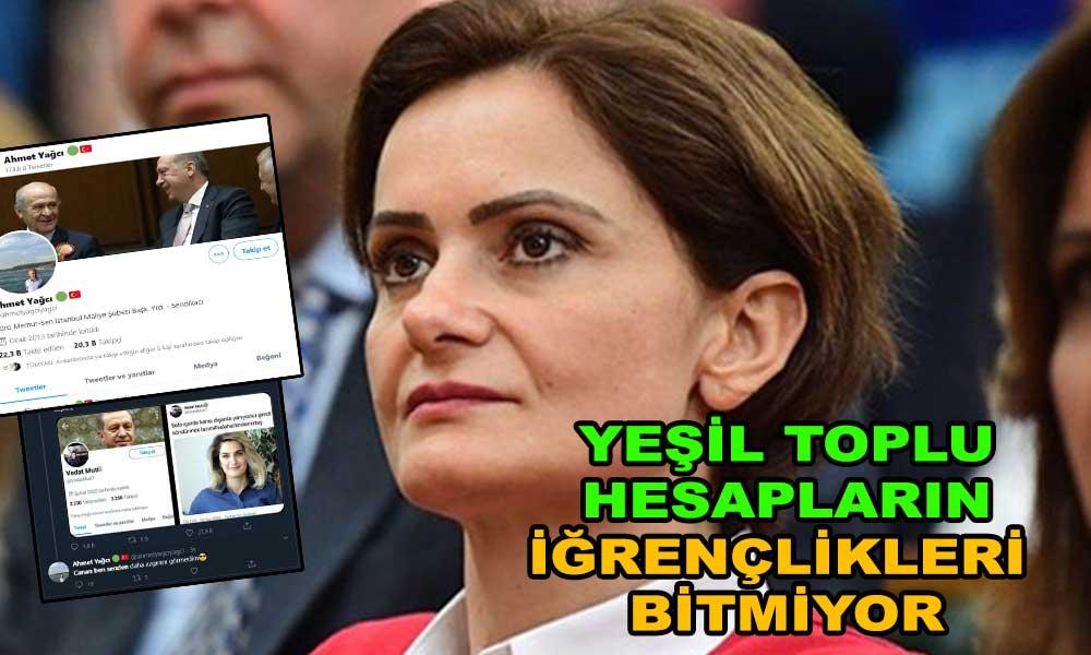 Memur-Sen'in yetkili isminden Canan Kaftancıoğlu'na cinsiyetçi saldırı