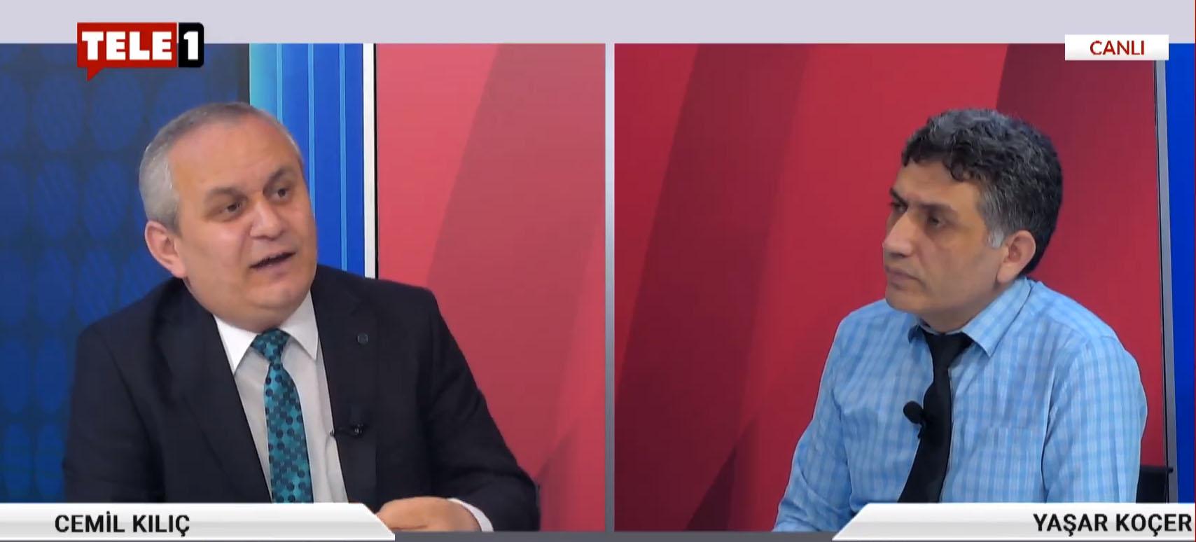 İlahiyatçı Cemil Kılıç: Z kuşağının yüzde 77'si cumhur ittifakına oy vermem diyor!