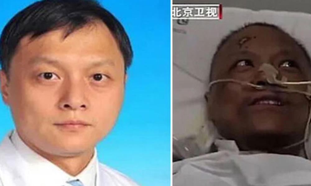 Ten rengi değişen Çinli doktor koronavirüs nedeniyle hayatını kaybetti!