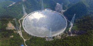 Çin uzaylı sinyallerini aramaya başlayacak